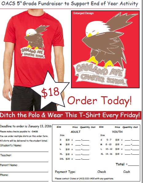 TShirt Fundraiser Order Form Template  TShirt Order Forms