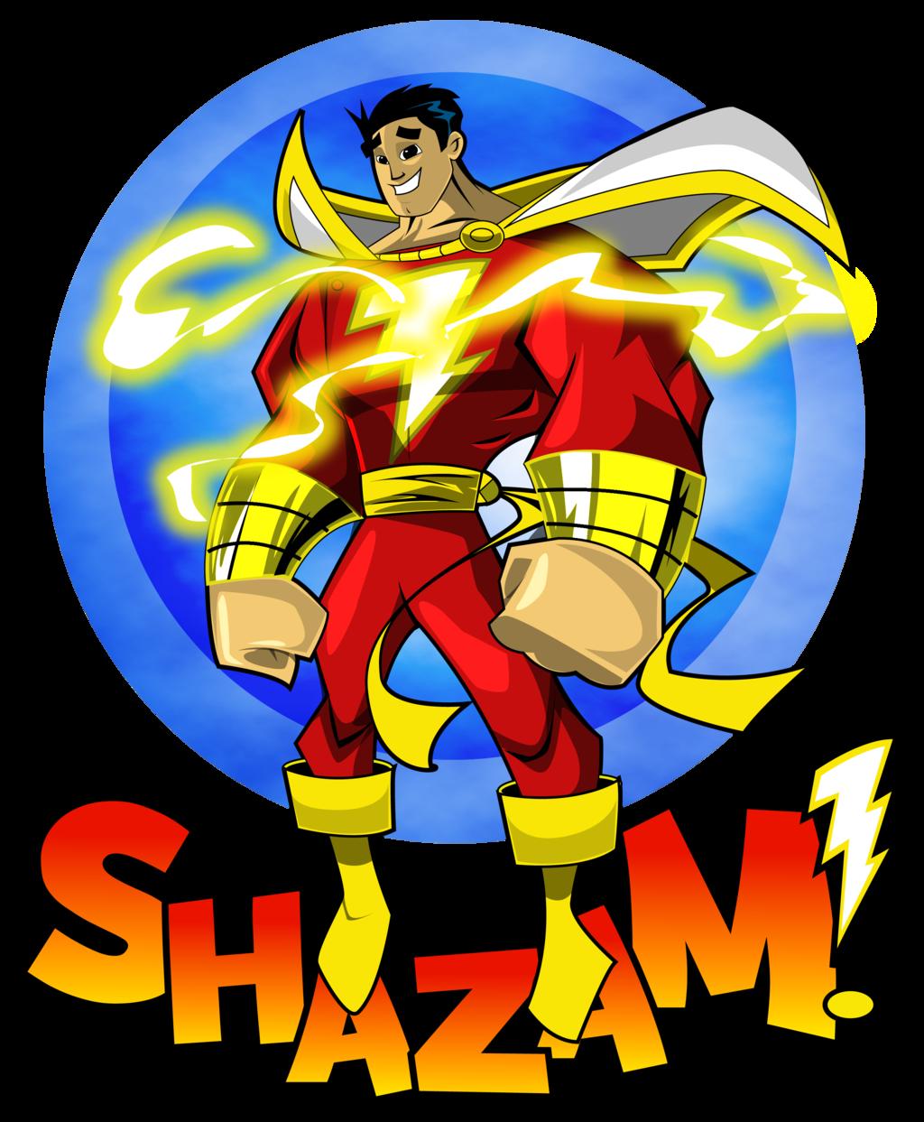 Shazam By Kudoze@deviantART