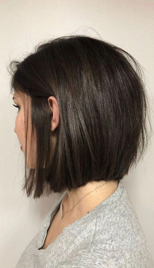 20 Gorgeous Short Bob Hairstyles For Thick Hair 2019