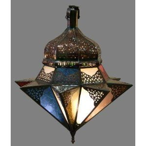 Morroccan ceiling lampshade