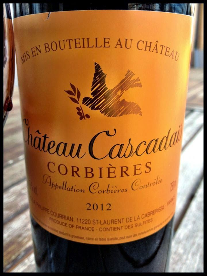 El Alma del Vino.: Château Cascadais 2012.