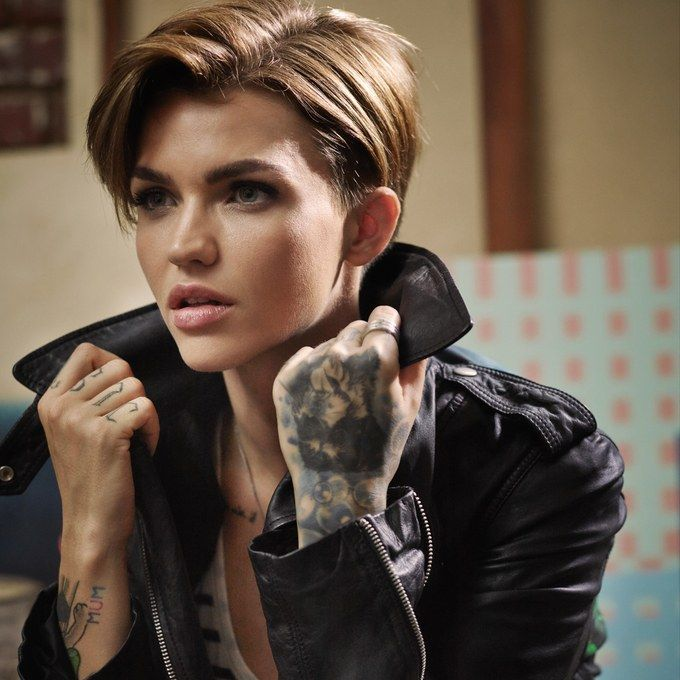 Ruby Rose Stars as the Face of Denim & Supply Ralp