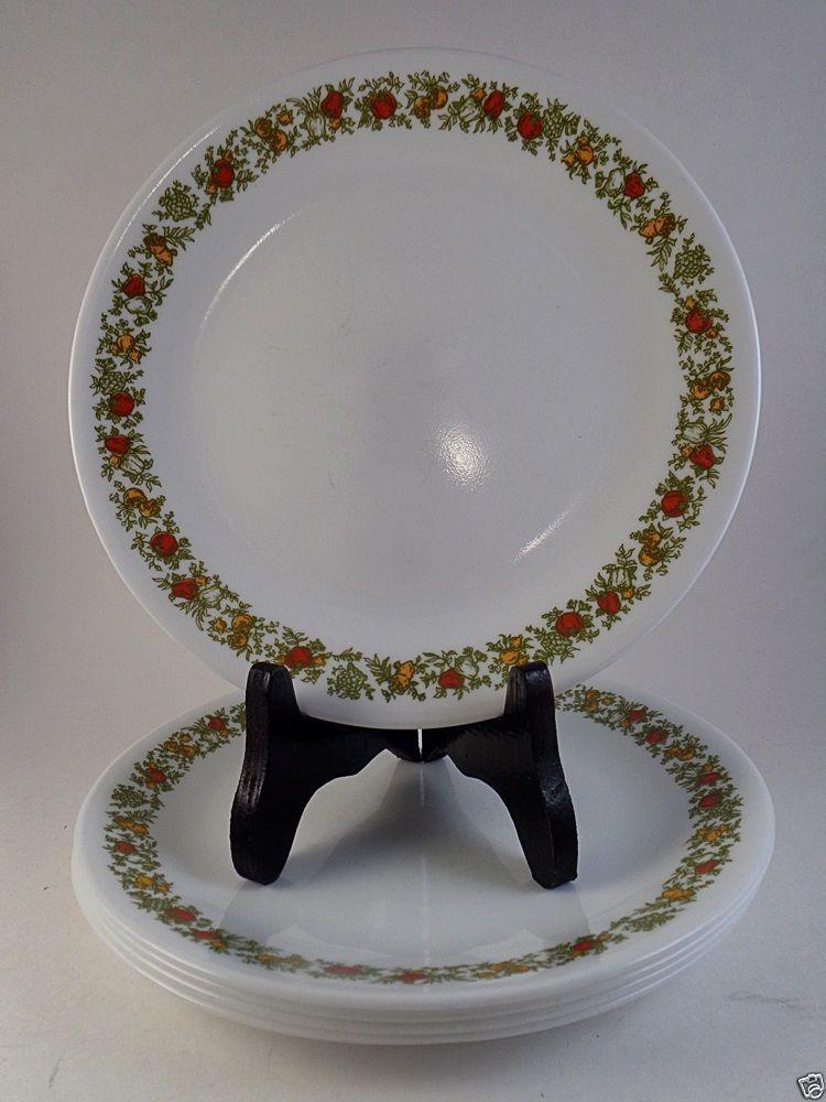 "Spice of Life CORELLE Luncheon Salad Plate 8.5"" #Corelle #Corelle"