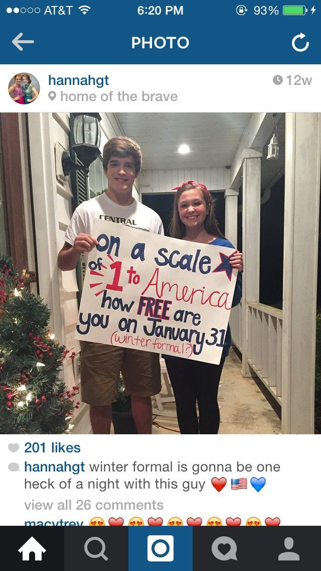 To say ways prom yes date to 25 Creative