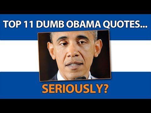Youtube Obama Quote Dumb Quotes Quotes