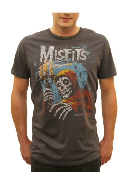 7409c126 Junk Food Clothing - Men's Tops - Short Sleeve - Misfits | Para los ...
