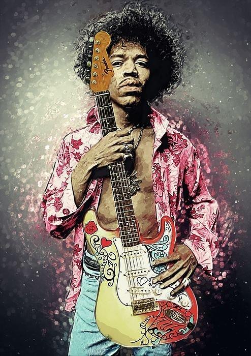 Pin By Rare Comics Books And Photo Re On Rock Stars Jimi Hendrix Poster Jimi Hendrix Art Jimi Hendrix