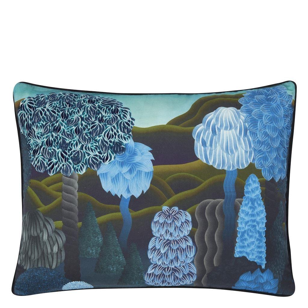 Songs D'ete Marais Decorative Pillow Christian Lacroix