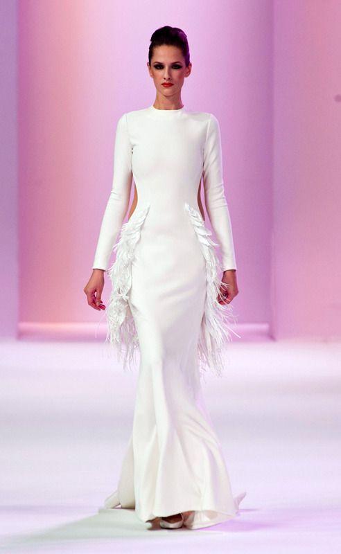 Stephane Rolland Haute Couture s/s 2014 París