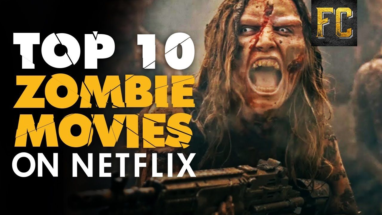 Zombie movies on youtube