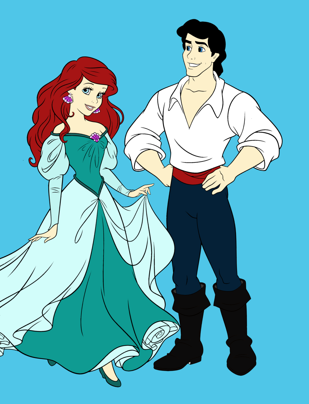ariel_and_prince_eric__by_gothicbellydancerd7cf1bp.png