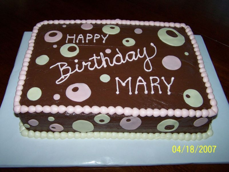 The Ten Secrets About Mary Birthday Cake Only A Handful Of People