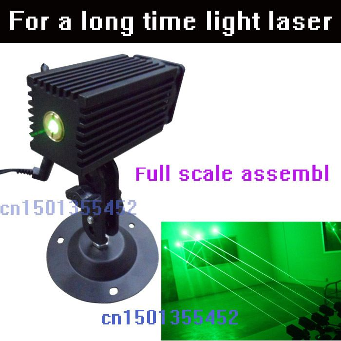 3V punctate green laser module positioning light green laser indicating lamp chamber 532nm200MW laser