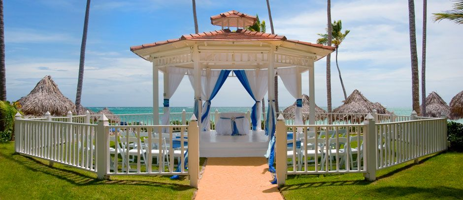Weddings And Banquets The Hotel Melia Caribe Tropical