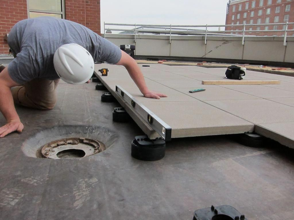 Green Roofs And Great Savings Green Roof Roof Balcony Repair