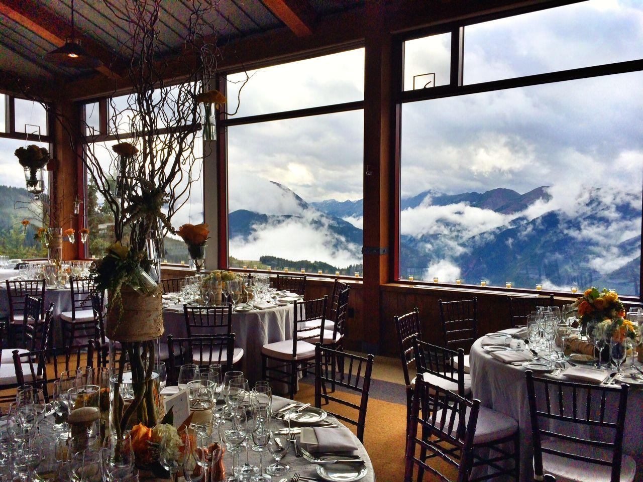 The Little Nell Aspen Colorado winter wedding, Winter