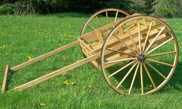 Mormon Hand Carts in 2019 | Farm And Ranch | Hand cart