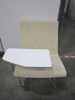 Storr Used Office Furniture Harter Forum Lounge Chair With White