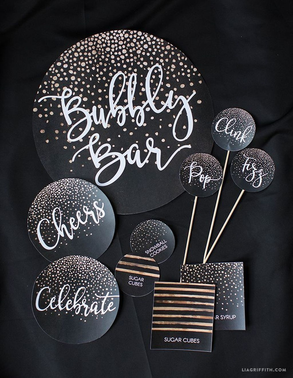 Cool 20+ Cheap DIY New Years Eve Decoration Ideas That ...