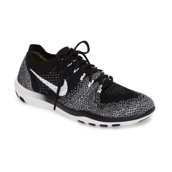newest ce606 42c0b Women s Nike Free Focus Flyknit 2 Training Shoe ( 120) ❤ liked on Polyvore  featuring shoes, athletic shoes, nike, grip shoes, flyknit shoes, flexible  shoes ...