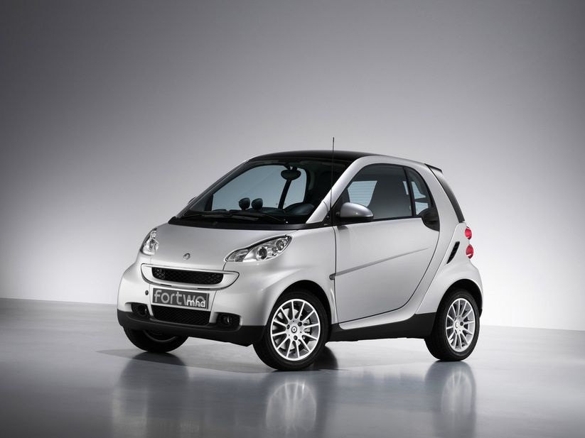 Smart Fortwo Coupe Brabus Smart Fortwo Smart Coupe Smart Car