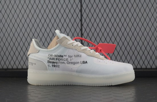 2018 CLOT x Nike Air Force 1 Low 1WORLD In White AO9286 100