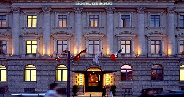 Hoteles en Berlín para romper con la rutina. – Los Sabores de México y el mundo