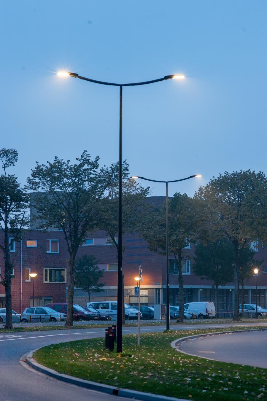 2019 的 Schréder Lighting Ufd 主题