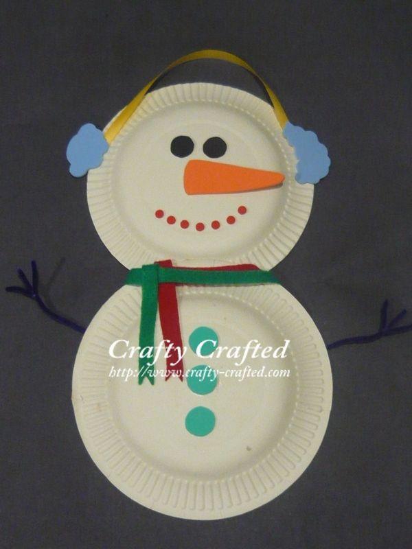 20 Christmas Kid Crafts