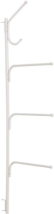 Hinge It Clutterbuster Valet Stainless Steel Family Towel Bar