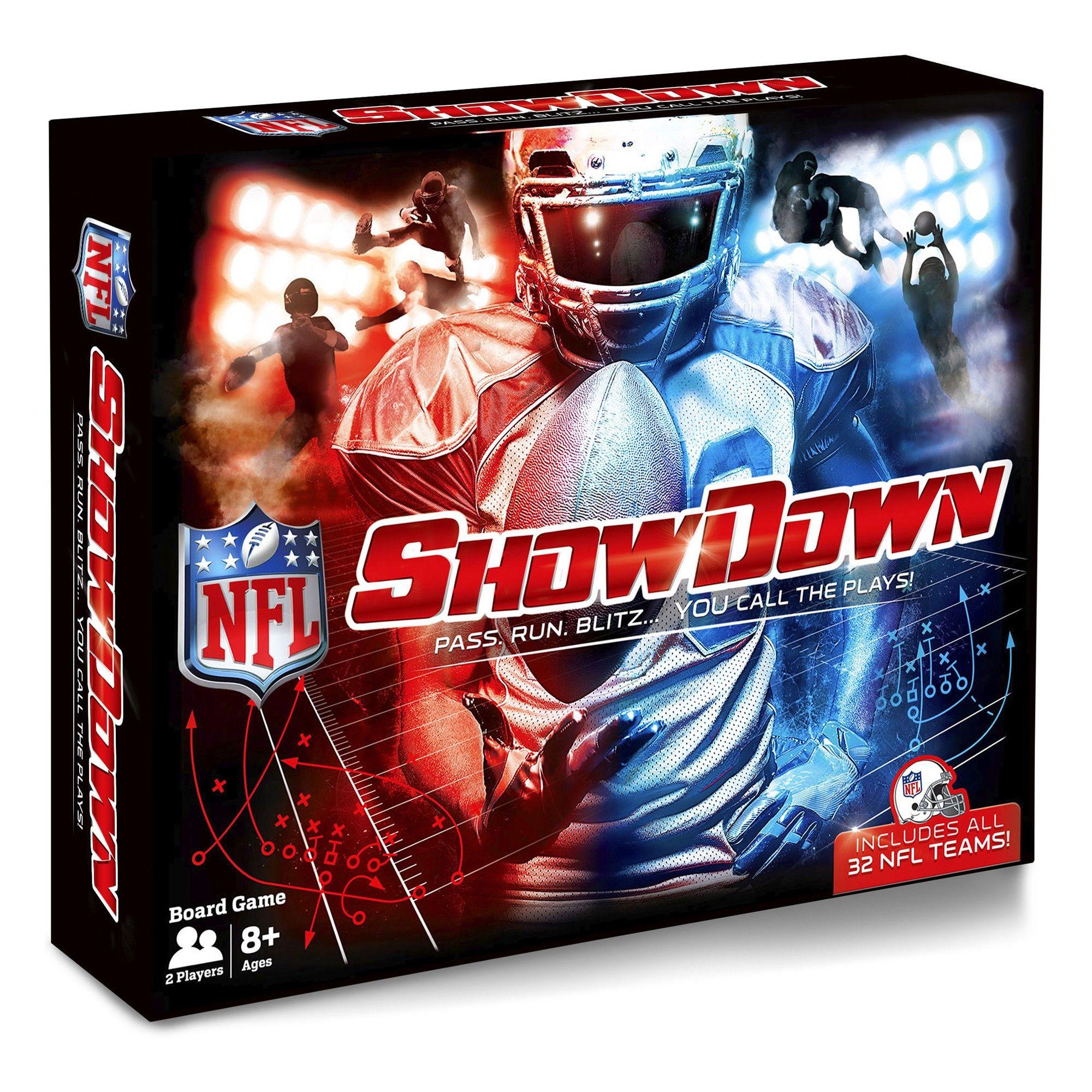 Buffalo Games NFL Showdown Game Buffalo games, Games, 32