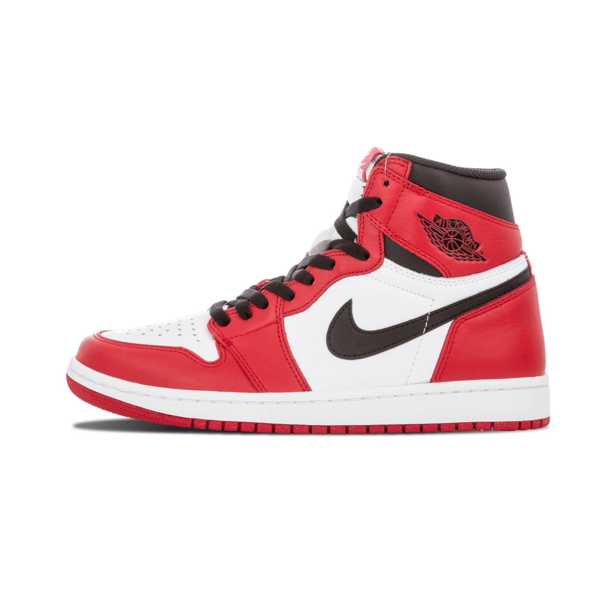 e7fc4e206f51e Air Jordan 1 Retro High OG 9 Shoes White / Black 555088 101 | Air ...