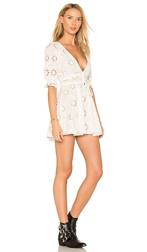 Shop For For Love Amp Lemons X Revolve Eyelet Dress In White At Revolve Free 2 3 Day Shipping And Returns 30 Day Price Matc Dresses Mini Dress Eyelet Dress