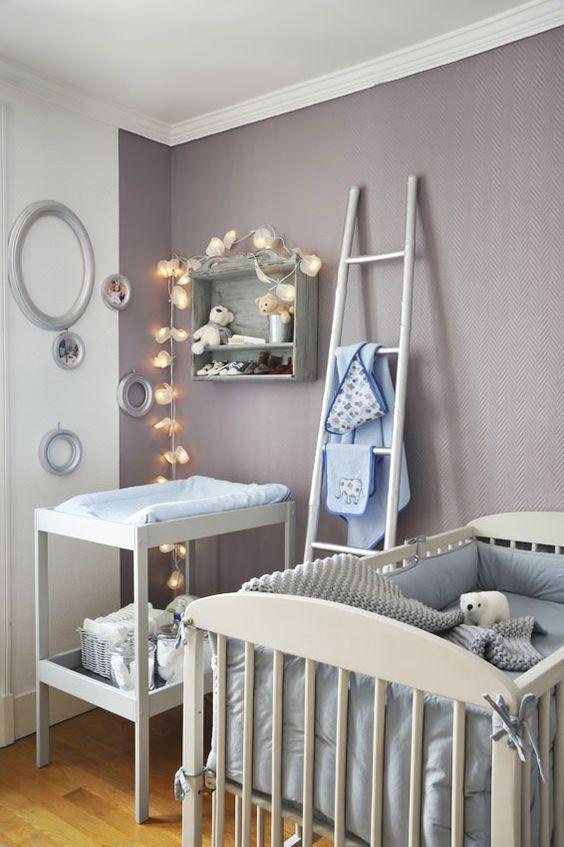 Une Chambre De Bebe Couleur Taupe Decoration Chambre Bebe Garcon