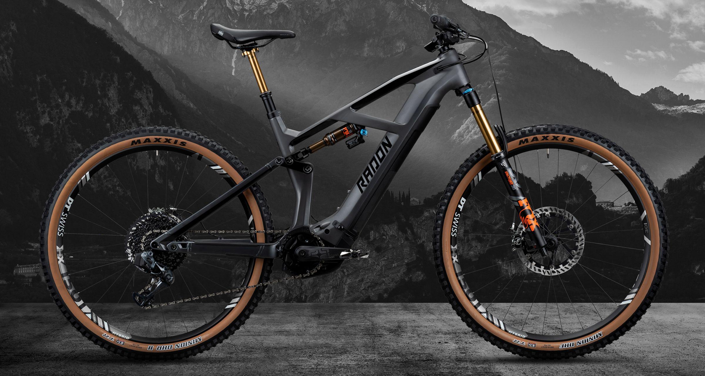 Radon Neuheiten 2020 Render Starkes E Trailbike Mit Stylischem Carbon Rahmen Emtb News De E Bike Neuheiten E Mountain Bike Enduro Fahrrad