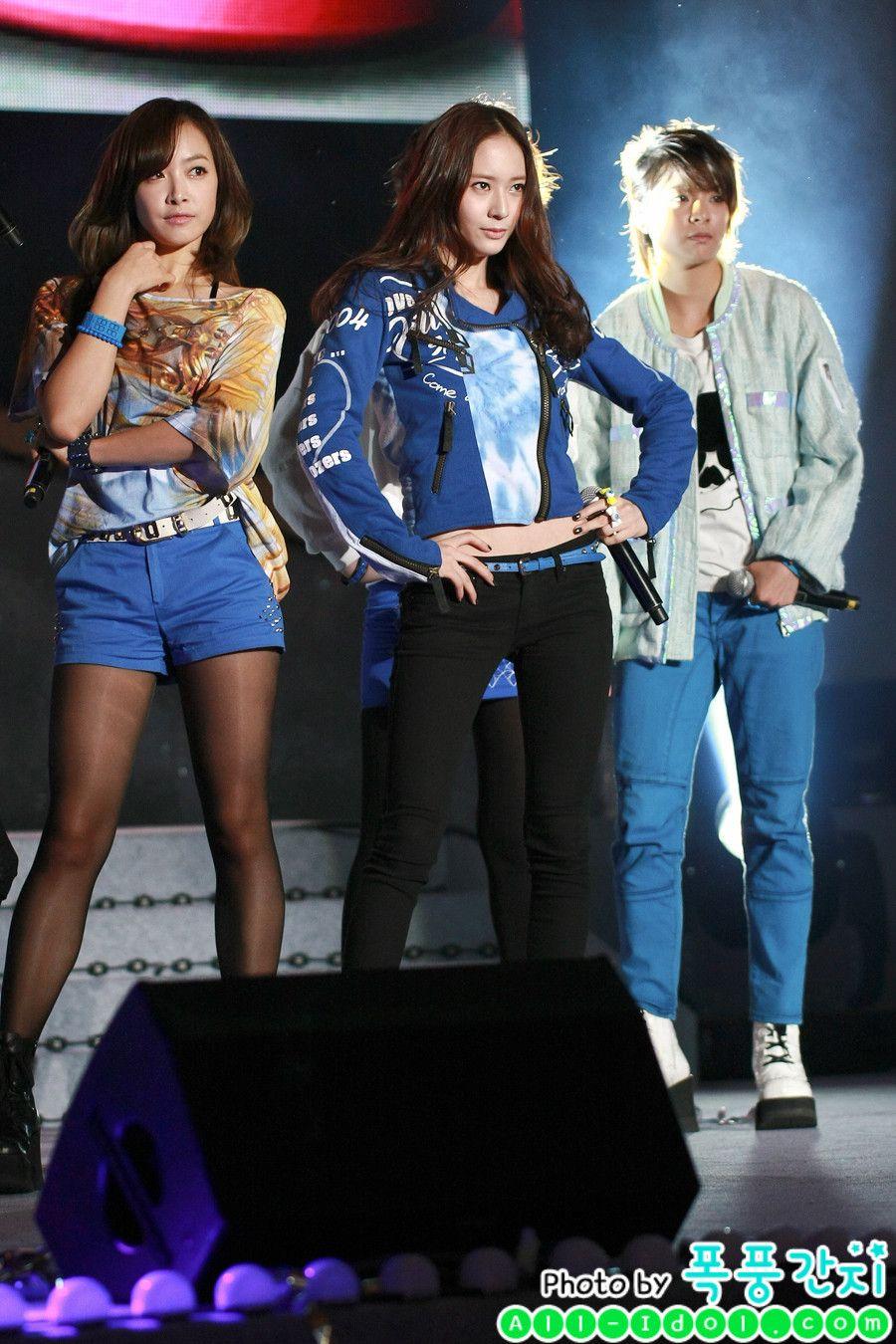 f(x) - Victoria, Krystal & Amber