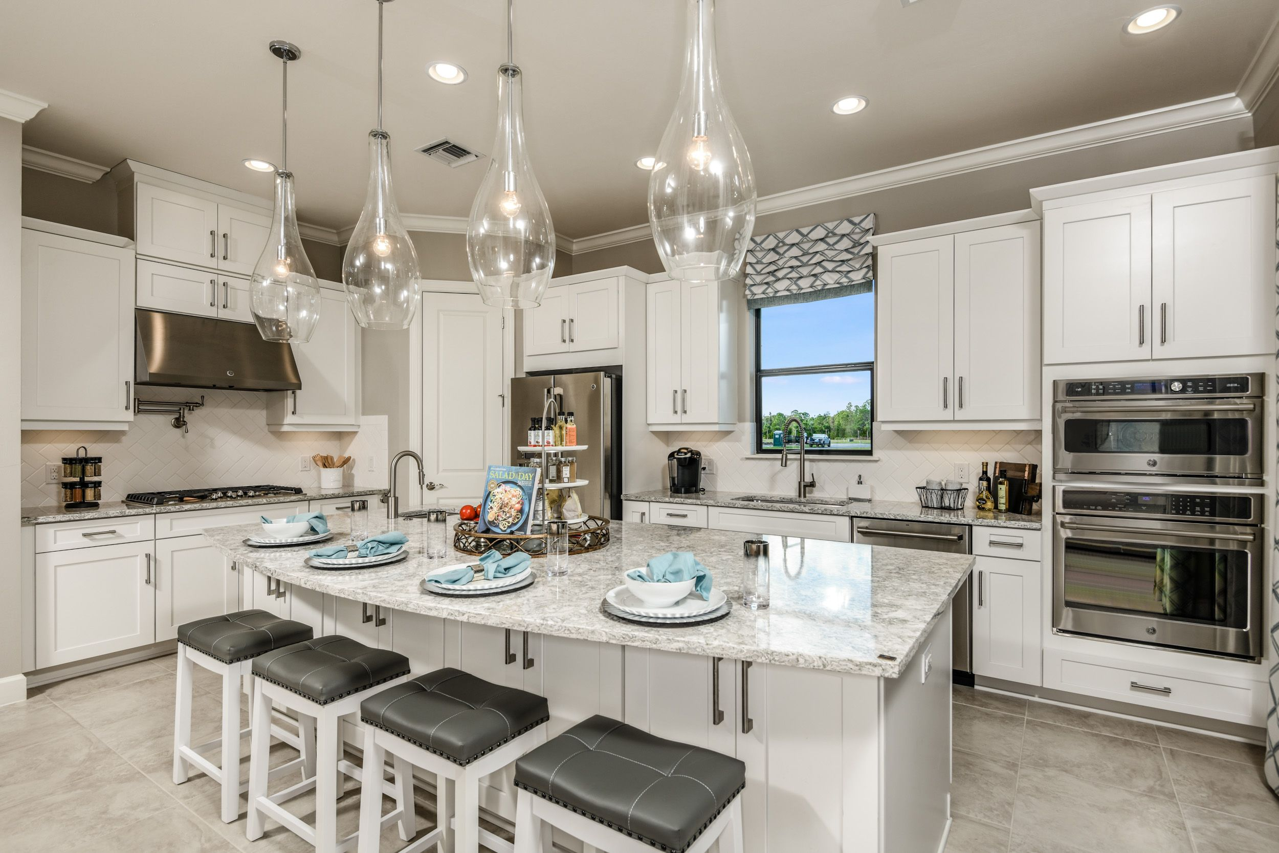 Culinary Bliss Kitchen Cook Newhome Fortmyers Sunshinestate Floridaliving Estero Kitchen Florida Living