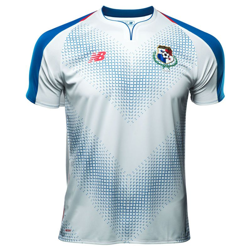 detailed look 704db 835ae Panama National Team New Balance 2018 Away Replica Jersey ...