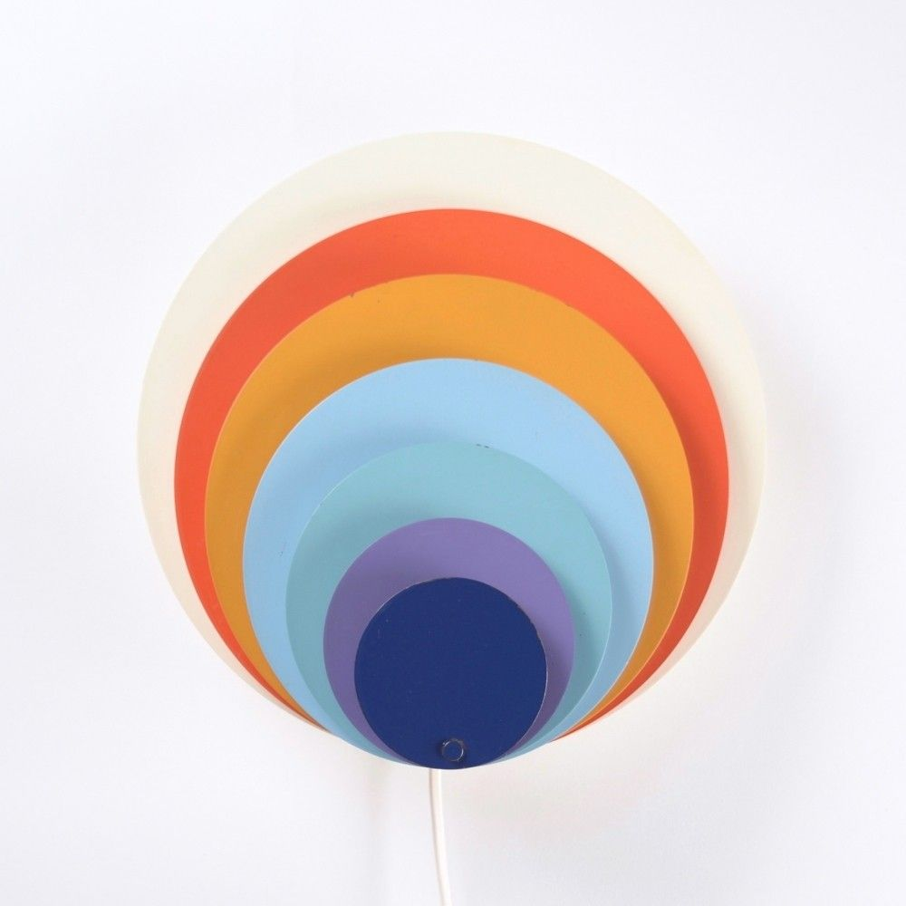 Pafugl Peacock Wall Lamp From The Seventies By Bent Karlby For Lyfa Wall Lamp Lamp Wall