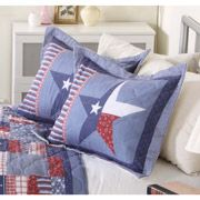 Mainstays Quilt Collection Stars And Stripes