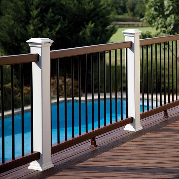 Best Railing Image Gallery Trex Transcend In 2020 Deck 400 x 300