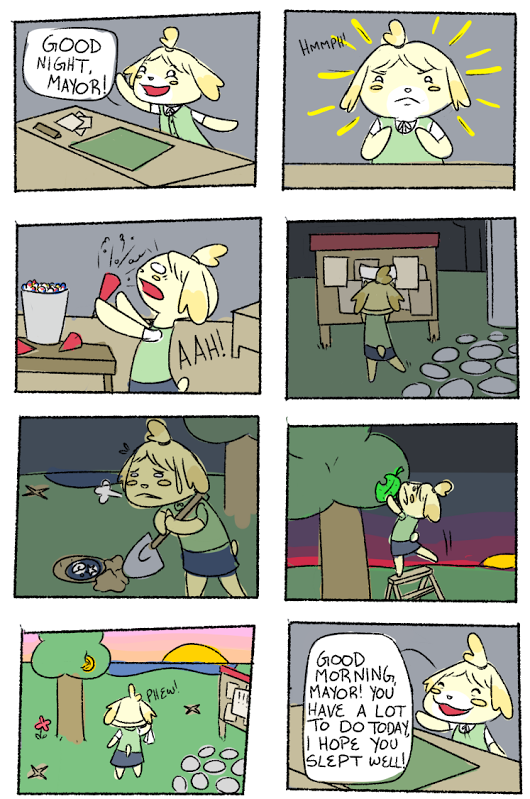 This is what really goes on at night XD Animal crossing