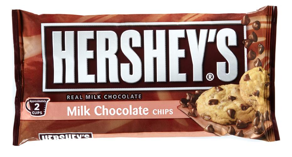 HERSHEY'S Baking Pieces - Milk Chocolate