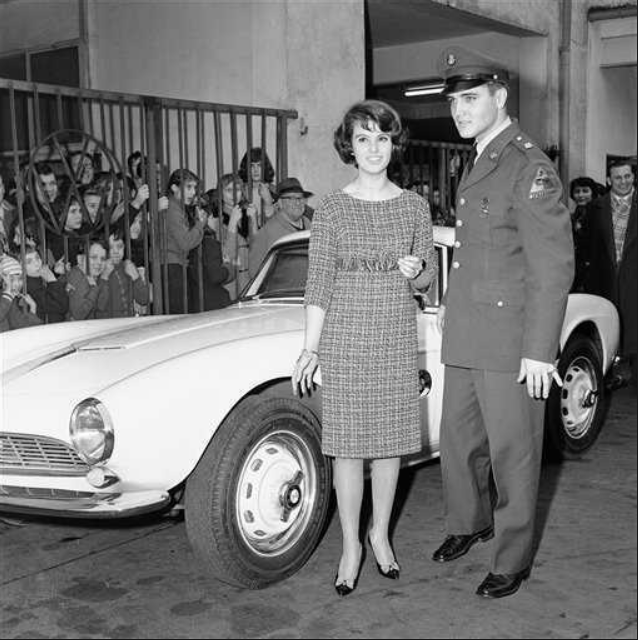 The Legend Elvis Presley And His BMW 507 In The 1950s The