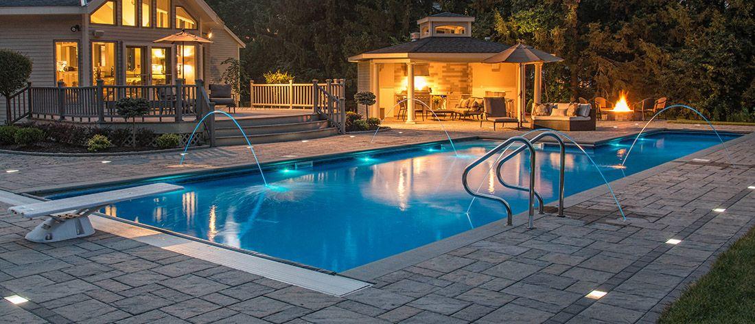 inground pool - Google Search