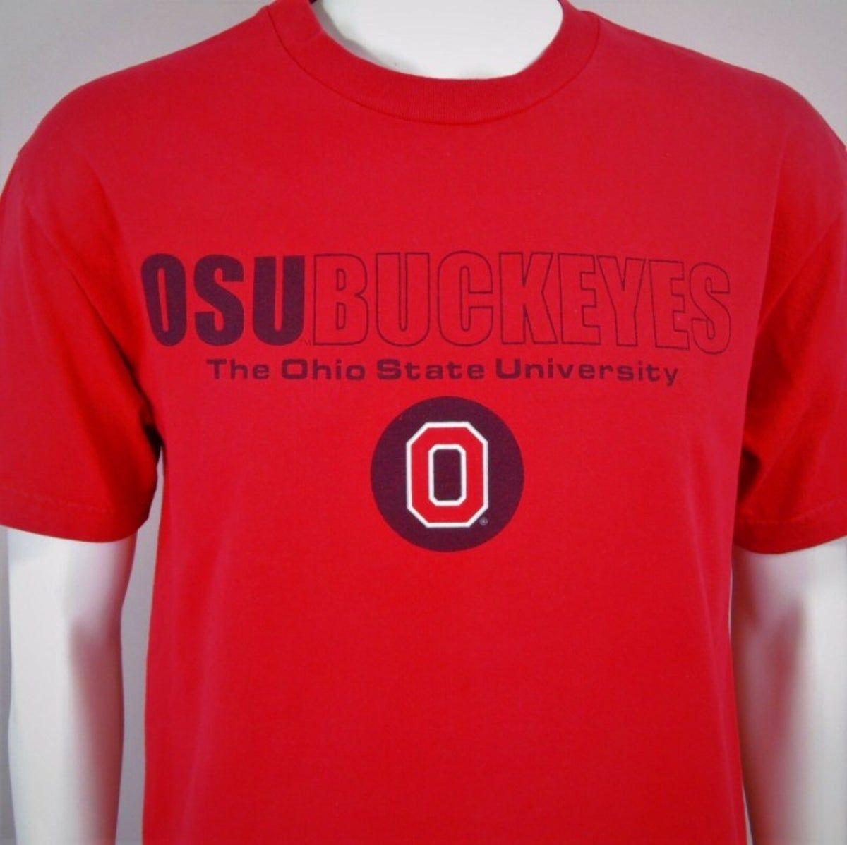 Ohio State Buckeyes Vintage Champs Shirt #ohiostatebuckeyes