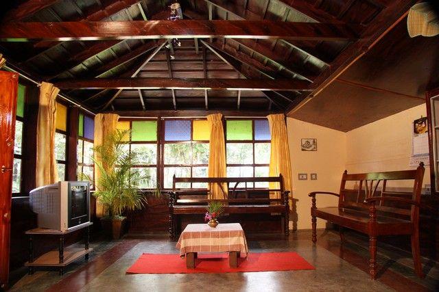Break In A Traditional Jain Tharavadu In Kerala In Wayanad