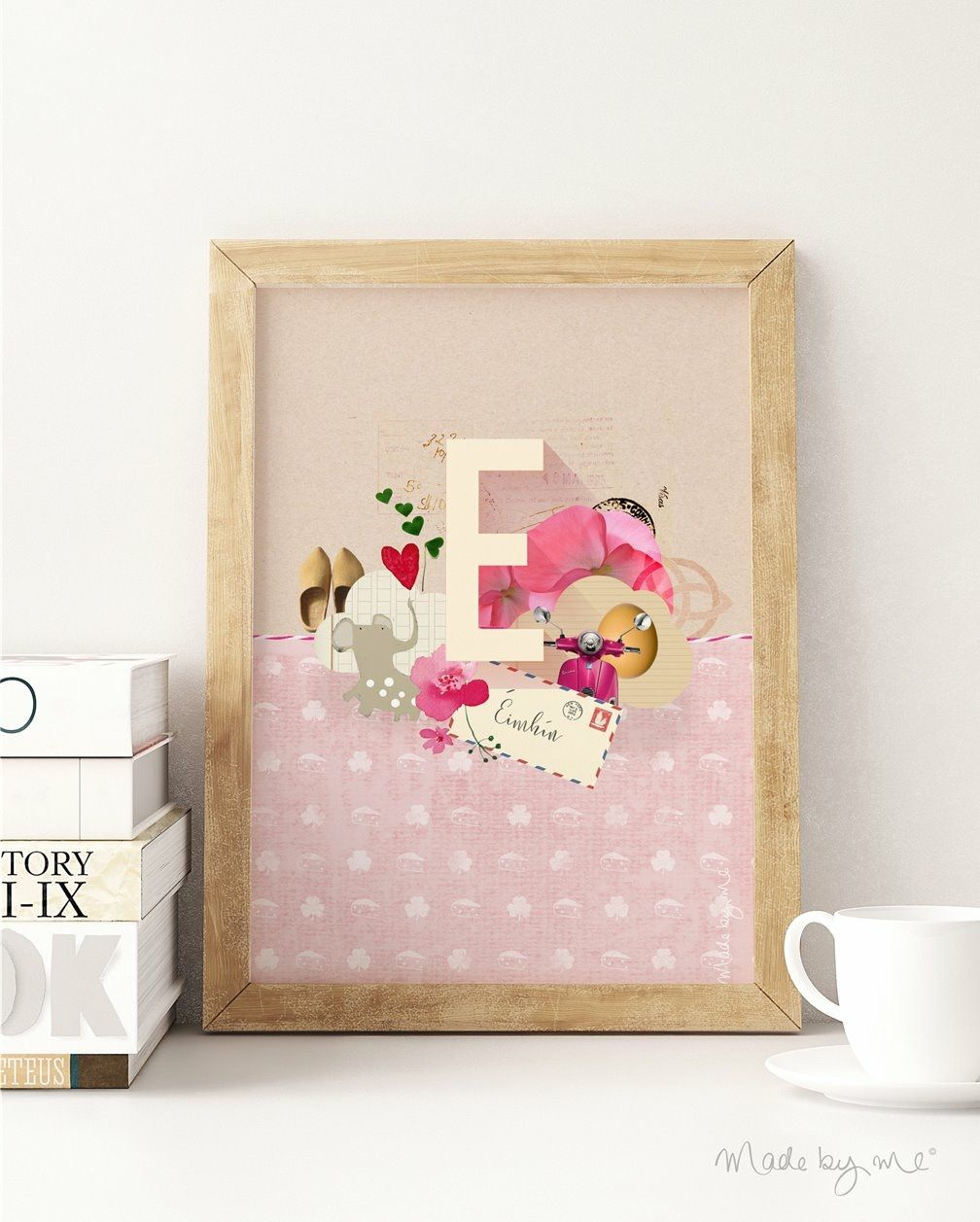 Made To Order Letter E For Baby Eimhin On Etsy   Madebyme