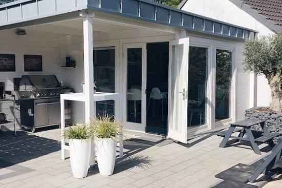 Kundenbild Design Gartenhaus Avantgarde44 ISO Design