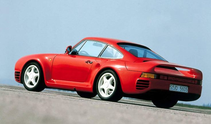 Top-10-most-beautiful-cars-80s-porsche-959. | Air Cooled, VW ...